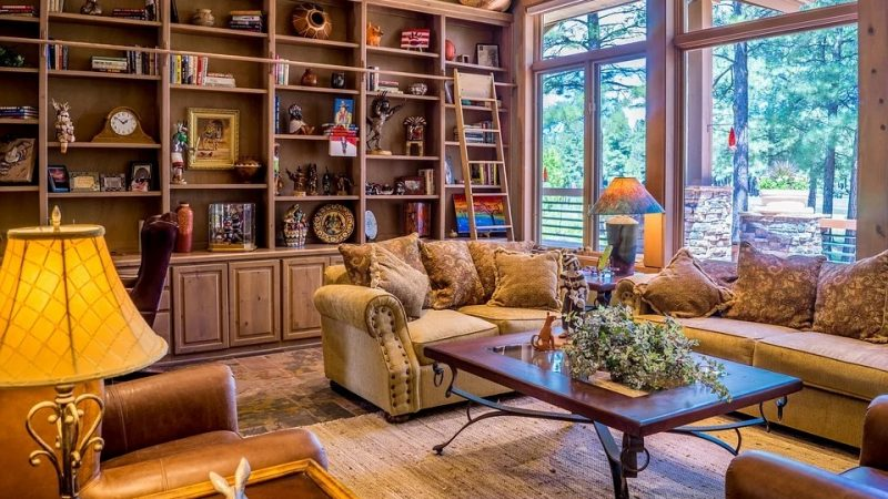 Conceptos básicos de decoración habitación por habitación