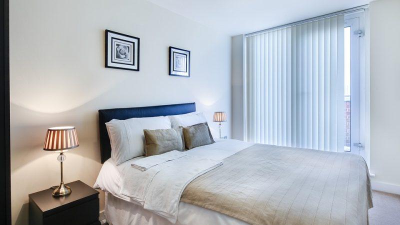 Ideas para decorar el dormitorio de azul