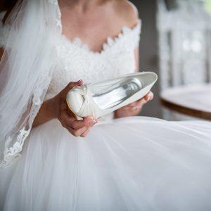 Cómo encontrar el zapato perfecto para el día de la boda