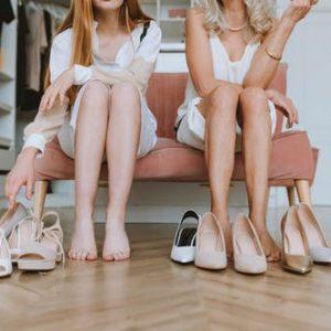 Cómo elegir una sandalia para mujer que le quede bien